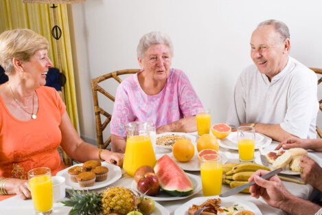 Hearty Meals You Can Prepare for Seniors