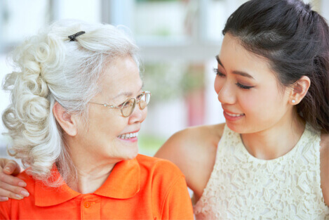 Senior Parents Refusing In-Home Care: What Should I Do?
