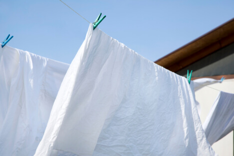 Housekeeping Hacks Steps to Remove Stains from Bedsheets